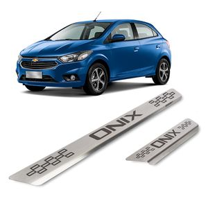 Kit-Soleira-Chevrolet-Onix-4P-Inox