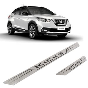 Kit-Soleira-Nissan-Kicks-Inox-Reta