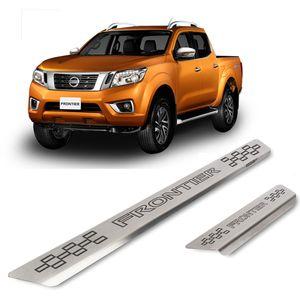 Kit-Soleira-Nissan-Frontier-4P-Inox
