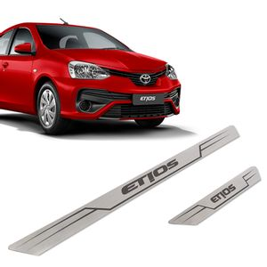 Kit-Soleira-Toyota-Etios-Inox-Reta