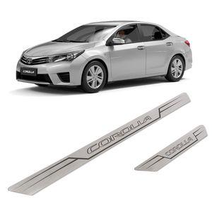 Kit-Soleira-Toyota-Corolla-Inox-Reta