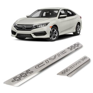 Kit-Soleira-Honda-Civic-4P-Inox