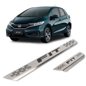 Kit-Soleira-Honda-Fit-4P-Inox