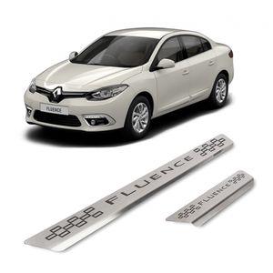 Kit-Soleira-Renault-Fluence-4P-Inox
