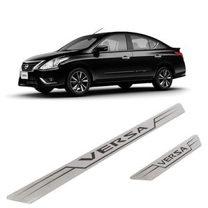 Kit-Soleira-Nissan-Versa-Inox-Reta