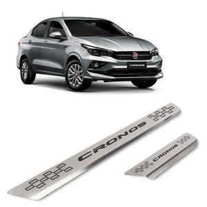 Kit-Soleira-Fiat-Cronos-4P-Inox
