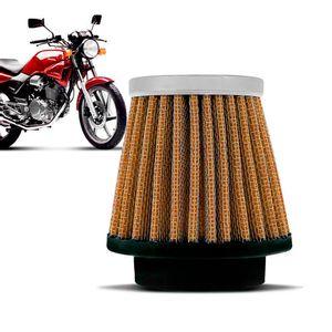 Filtro-Ar-Esportivo-Inbox-Racechrome-RCI-Honda-43MM-CBX200-Strada-NX200-Laranja
