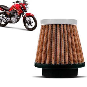 Filtro-Ar-Esportivo-Inbox-Racechrome-RCI-Honda-Titan-125-38MM-Laranja
