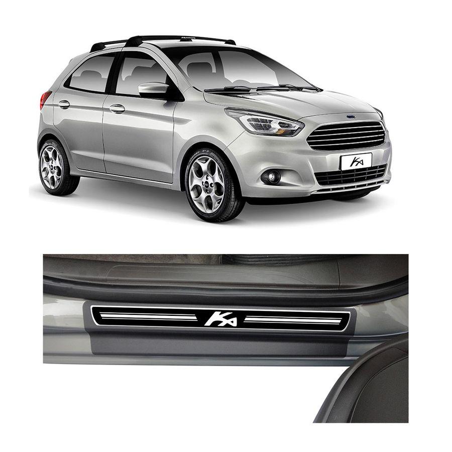 Soleira Ford Ka Hatchsedan Elegance Premium  A