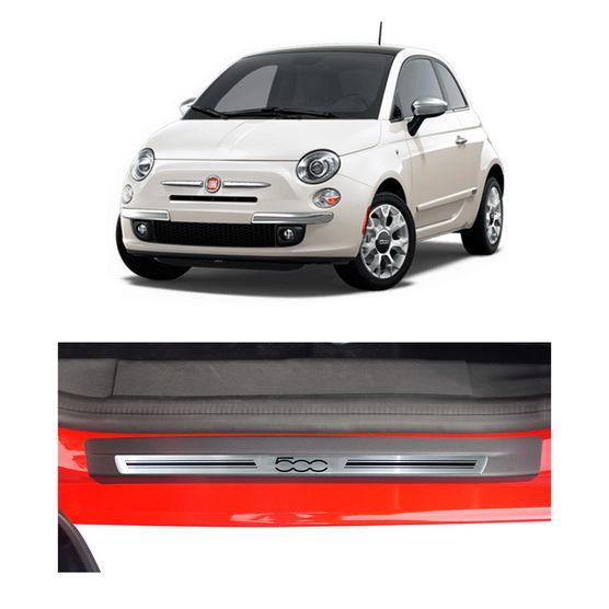 Kit-Soleira-Fiat-500-Premium-Aco-Escovado-Resinado-2010-a-2015-2-Portas