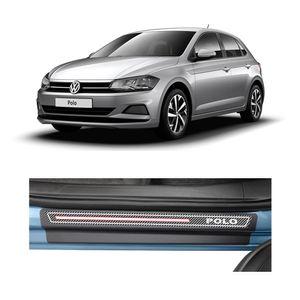 Soleira-Volkswagen-Polo-2018-4-Portas-Carbono