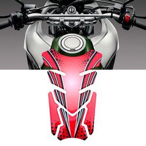 Adesivo-Protetor-De-Tanque-Tank-Pad-para-Moto-Universal-Vermelho-Dafra