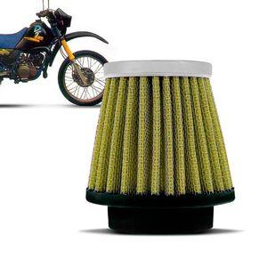 Filtro-Ar-Esportivo-Inbox-Racechrome-RCI-Yamaha-43MM-DT180-Amarelo