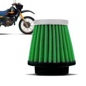 Filtro-Ar-Esportivo-Inbox-Racechrome-RCI-Yamaha-43MM-DT180-Verde