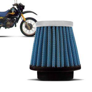 Filtro-Ar-Esportivo-Inbox-Racechrome-RCI-Yamaha-43MM-DT180-Azul