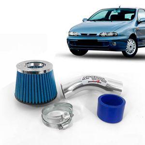 Filtro-Ar-Esportivo-Racechrome-Intake-Duplo-Fluxo-Azul-Fiat-Brava-1.6-1.8-2.0-2.4-Todos-os-Anos-1a