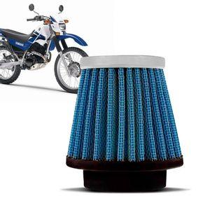 Filtro-Ar-Esportivo-Inbox-Racechrome-RCI-Yamaha-XT225-50MM-Azul