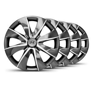Jogo-4-Calota-Prime-Grafite-Prata-4x100--4x108-Aro-13-Hyundai-Prata