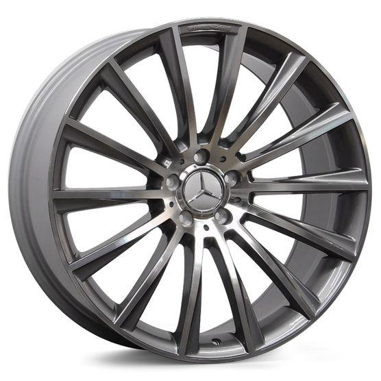 Jogo-de-Roda-Mercedes-E43-Grafite-Diamantada