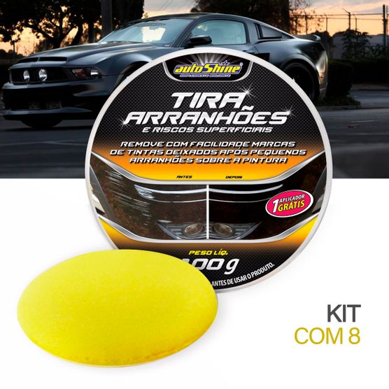 Kit-8-Cera-Tira-Arranhoes-Autoshine-100g