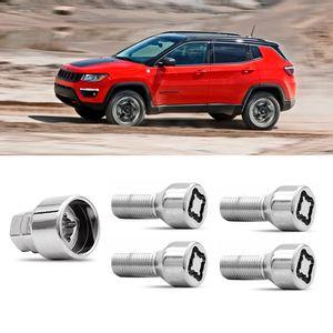 Jogo-Parafuso-Porca-Antifurto-Jeep-Compass-1a