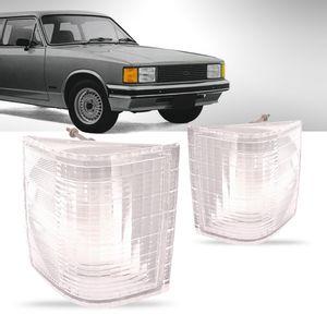 Lanterna-Pisca-Dianteira-Direita-Caravan-1980-81-82-83-84-85-86-87-Cristal-1a