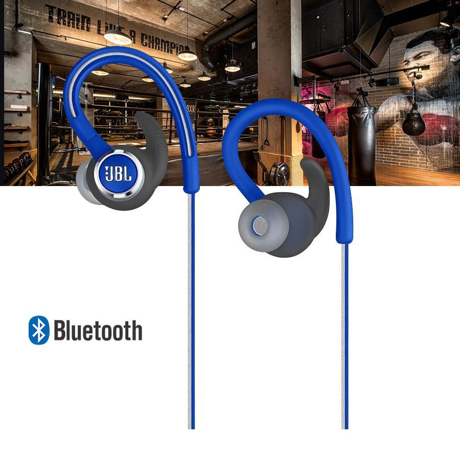 0ad138e58 Fone de Ouvido Reflect Contour 2 Bt Bluetooth Azul - leandrinistore