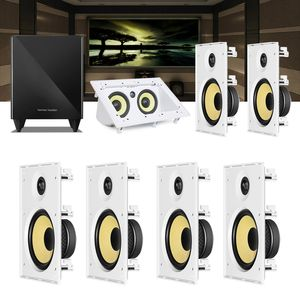 Kit-Home-Theater-7.1-JBL-Caixa-de-Embutir-CI8R---Canal-Central-CI55RA---Sub-210-Residencial-Gesso-01