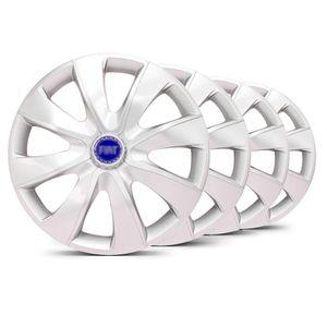 Jogo-Calota-Prime-Unicolor-Prata-Aro-14-Fiat-Azul