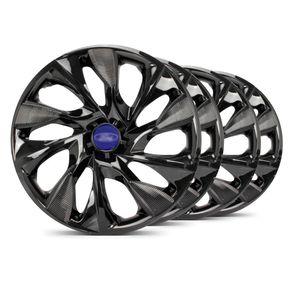 Jogo-Calota-DS4-Unicolor-Preta-Aro-14-Ford-Azul-Marinho