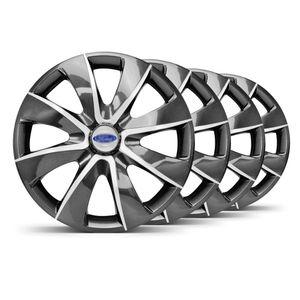 Jogo-Calota-Prime-Grafite-Prata-4x100--4x108-Ford-Prata