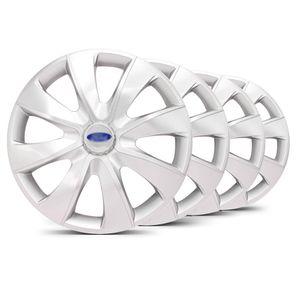 Jogo-Calota-Prime-Unicolor-Prata-Aro-13-Ford-Prata