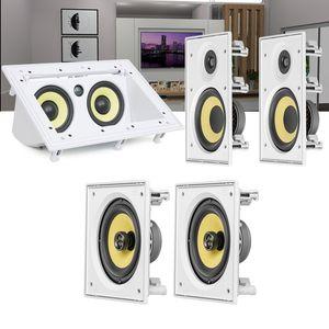 Kit-Home-Theater-5.0-JBL-Caixa-de-Embutir-CI6R---CI6S---Canal-Central-CI55RA-Residencial-Gesso-1