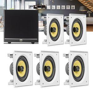 Kit-Home-Theater-5.1-JBL-Caixa-de-Embutir-CI6S---Sub-100-Residencial-Gesso-1a