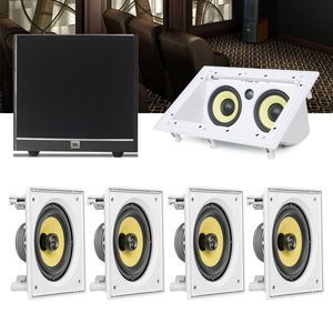 Kit-Home-Theater-5.1-JBL-Caixa-de-Embutir-CI6S---Canal-Central-CI55RA---Sub-100-Residencial-Gesso-1a