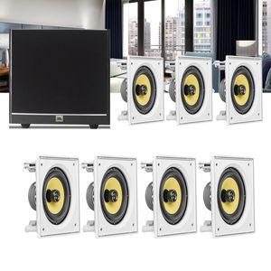 Kit-Home-Theater-7.1-JBL-Caixa-de-Embutir-CI6S---Sub-100-Residencial-Gesso-1a