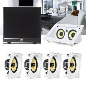 Kit-Home-Theater-5.1-JBL-Caixa-de-Embutir-CI8SA---Canal-Central-CI55RA---Sub-100-Residencial-Gesso-1a