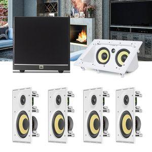 Kit-Home-Theater-5.1-JBL-Caixa-de-Embutir-CI6R---Canal-Central-CI55RA---Sub-100-Residencial-Gesso-1a