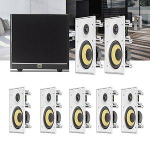 Kit-Home-Theater-7.1-JBL-Caixa-de-Embutir-CI8R---Sub-100-Residencial-Gesso-1a