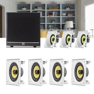Kit-Home-Theater-7.1-JBL-Caixa-de-Embutir-Ci6SA---Ci6S---Sub-100-Residencial-Gesso-1a
