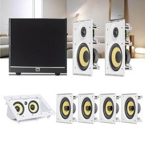 Kit-Home-Theater-7.1-JBL-Caixa-de-Embutir-CI6R---CI6S---Central-CI55RA---Sub-100-Residencial-Gesso-1a