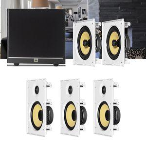 Kit-Home-Theater-5.1-JBL-Caixa-de-Embutir-CI8R---CI8S---Sub-100-Residencial-Gesso-1a