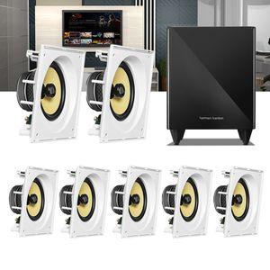 Kit-Home-Theater-7.1-JBL-Caixa-de-Embutir-CI8SA---Sub-210-Residencial-Gesso-1a