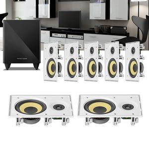 Kit-Home-Theater-7.1-JBL-Caixa-de-Embutir-CI6R---Sub-210-Residencial-Gesso-1a