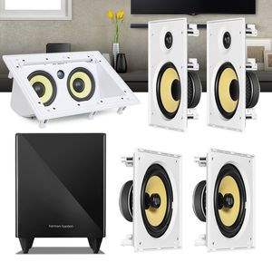 Kit-Home-Theater-5.1-JBL-Caixa-de-Embutir-CI8R---CI8S---Central-CI55RA---Sub-210-Residencial-Gesso-1
