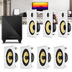 Kit-Home-Theater-7.1-JBL-Caixa-de-Embutir-CI8R---CI8S---Sub-210-Residencial-Gesso-1