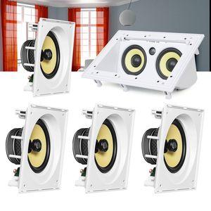 Kit-Home-Theater-5.0-JBL-Caixa-de-Embutir-CI8SA---Canal-Central-CI55RA-Residencial-Gesso-1a
