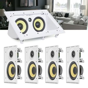 Kit-Home-Theater-5.0-JBL-Caixa-de-Embutir-CI6R---Canal-Central-CI55RA-Residencial-Gesso-1a