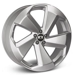 Roda-KR-R71-Volkswagen-Golf-GTI-Aro-17---Prata-com-face-polida