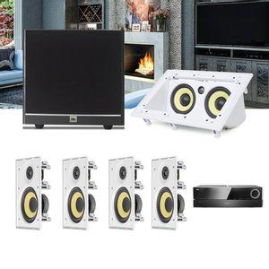 Kit-Home-Theater-5.1-JBL-Receiver-AVR-1510S---Caixa-Embutir-Teto-CI6R---Central-CI55RA---Sub-100-1a
